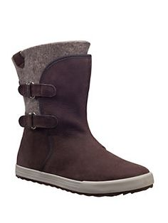 Helly Hansen - Marian Tumbled Leather Winter Boots