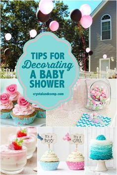 How To Throw A Baby Shower On A Budget Handmade Decorations
