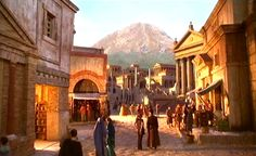 Image from http://www.eyeofhorus.org.uk/images/photo/10tennant/series-04/02-thefiresofpompeii/pompeii-street-volcano.jpg.