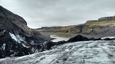 Solheimajokull was scouted as filming location for the planet Hoth, in the latest Star Wars movie, although  another equally dramatic Iceland backdrop was chosen