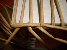 Moje pletení z papíru - Fotoalbum - NÁVOD - NA VÍKA,DNA - NÁVOD - NA SCHOVÁNÍ DNA