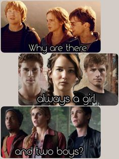 Girls are so effing powerful that one girl is equal to two guys. - Girls are so effing powerful that one girl is equal to two guys… Imágenes efectiva - Hunger Games Memes, Hunger Games Fandom, The Hunger Games, Hunger Games Trilogy, Harry Potter Jokes, Harry Potter Pictures, Harry Potter Fandom, Percy Jackson Memes, Percy Jackson Fandom