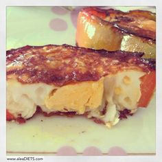 Huevos fritos especiales - La dieta ALEA - blog de nutrición y dietética, trucos para adelgazar, recetas para adelgazar