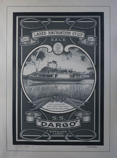 Steamboat Prints – ROD CROSS