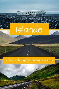 Combien coûte un voyage en Islande et quel est le meilleur itinéraire pour ne rien manquer? Voici mon budget et mes plans pour mon voyage de 3 semaines sur l'île de feu et de glace.