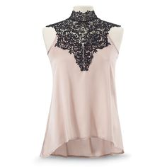 Collette Satin Top - Women's Clothing & Symbolic Jewelry – Sexy, Fantasy, Romantic Fashions
