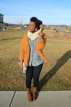 Chioma's Evolution of Style