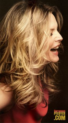 Michelle Pfeiffer. Glam, Jason Bell (May 20, 2012)