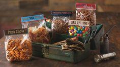 Snack gifts for Dad #Hallmark #HallmarkIdeas