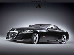 Maybach exelero, luxury and sports in its class.
