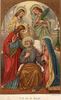 Mort de Joseph