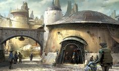 Disney Reveals New Details Of Star Wars Land | The Huffington Post