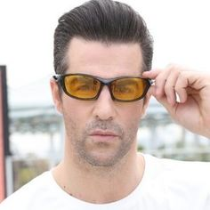 Luxusné polarizované okuliare pre šoférov na jazdu v noci Wayfarer, Mens Sunglasses, Style, Fashion, Moda, La Mode, Fasion, Fashion Models, Trendy Fashion