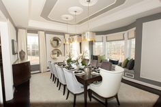 contemporary color dining room tables and chairs