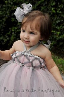 Look at my Princess on her 1st Bday! She was so beautiful in her Tutu Dress! I still have it & I want to frame it & hang it in her room :) Thanks for the beautiful dress!