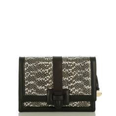 AtelierBrookline Clutch, i'm so in love with this brand!.. I really like this clutch as it looks like lace and would go with just about anything. sweet! Brahmin