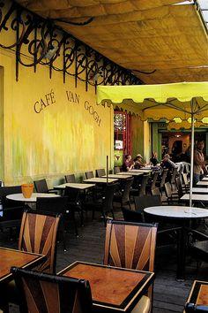 Arles - Café Van Gogh
