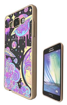 c00604 - Cartoon Fun Pink Out Of This World Universe Alien Uno Spaceship Design Samsung Galaxy Grand Prime G530 Fashion Trend CASE Gold & Clear Gel Rubber Silicone All Edges Protection Case Cover. 100 % Guarantee Delivery Between 5-12 Days. Touch design that moulds to your slim case design and does not feel bulky. very easy to fit and remove/Access to all your ports and camera. The Case is made of Slim Gel and it will cover all edges of the phone. Samsung Galaxy Grand Prime G530.