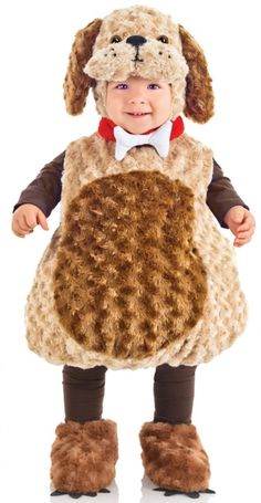 [Halloween Costumes for Dogs] Underwraps Costumes Toddler Puppy Costume - Belly Babies Furry Puppy Costume, Large * More info could be found at the image url. (This is an affiliate link) Puppy Halloween Costumes, Cute Costumes, Dog Halloween, Baby Costumes, Halloween Ideas, Costume Ideas, Halloween 2017, Halloween Party, Toddler Puppy Costume