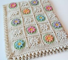 Granny Squares Patterns Archives - Page 14 of 15 - Knit And Crochet Daily
