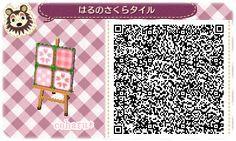 * Sakura tiles spring * http://kitty22.blog.fc2.com/blog-category-9.html