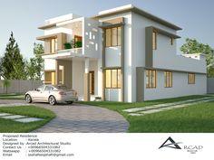 30 Best kerala house design images in 2018 | Kerala house