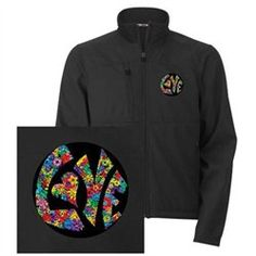 #Artsmith Inc             #ApparelTops              #Men's #Embroidered #Jacket #Love #Flowers #Colors  Men's Embroidered Jacket Love Flowers 60s Colors                              http://www.snaproduct.com/product.aspx?PID=7675711