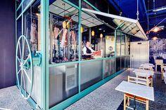 The Roast Room , Amsterdam, 2015 - Studio Molen