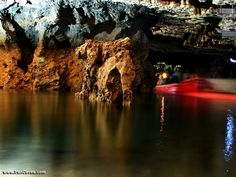 Ali-Sadr Cave,is the world's largest water cave which attracts millions of visitors every year. It is located Ali Sadr Kabudarahang County about 100 kilometers north of Hamedan, western Iran