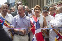 NUEVA YORK |||||||||| (D., 11 Ago 2013) Miles en Nueva York asistieron al Desfile Nacional Dominicano