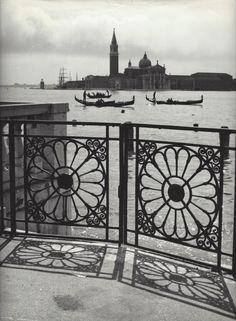Kees Scherer Venice , Italy 1957-1962