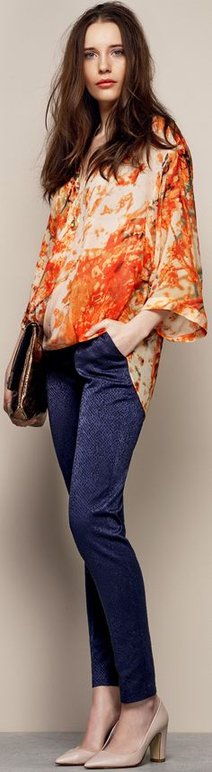 Latest fall fashion trends for real women, comfortable wearable clothing - read at http://www.boomerinas.com/2014/09/07/17-wearable-daytime-fashions-for-real-women-fall-2014-winter-2015-comfort/