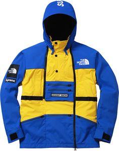 Supreme Armani Tracksuit, Yellow Rain Jacket, Light Jacket, Mens Fashion Casual Wear, Nasa Hoodie, Vintage Street Fashion, Prada, Mens Fleece, Mode Vintage