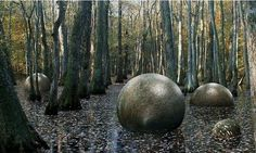 Una inmensa bola de piedra descubierta en Bosnia podría ser la mayor esfera tallada nunca por manos humanas