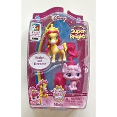 Disney Whisker Haven Tales with the Palace Pets Super Bright Minis - Petite and Dreamy