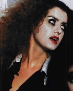 Patricia Quinn - Magenta - Rocky Horror Picture Show