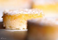 Don't have to miss out on delicious recipes like lemon bars! These light and creamy gluten free, dairy free lemon bars will impress everyone!