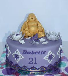 Boedha Taart / Budha Cake Topper