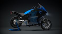 Eindhoven Storm All-Electric Motorcycle (Concept)