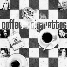 Coffee and Cigarettes posters for sale online. Buy Coffee and Cigarettes movie posters from Movie Poster Shop. We're your movie poster source for new releases and vintage movie posters. Beau Film, Tv Movie, Francois Truffaut, Coffee And Cigarettes, Kino Film, Iggy Pop, Alternative Movie Posters, Cinema Posters, Movie Poster Art