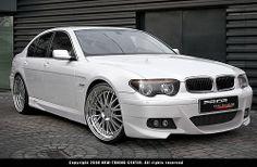 I wish I had this BMW 7 Series E65/E66 Pre Facelift Full Body Kit /