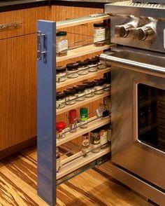 #ideiasdiferentes #referencia Bom dia! Essa organização facilita muito na hora de por a mão na massa na cozinha.