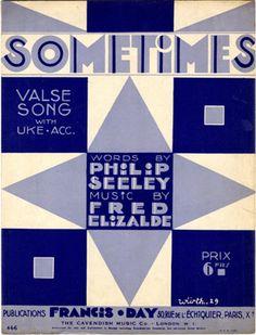Sometimes, 1929 (ill.: Würth); ref. 9684