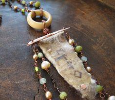 Journey - Prayer Flag Necklace