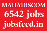 MAHADISCOM 6542 latest govt jobs in Maharashtra Vidyut Sahayak