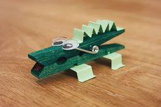 Vidéo bricolage: le crocodile - Coopération - Le magazine hebdomadaire de la Coop
