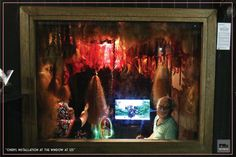 CHERYL: Window at 125 Opening Photos - http://art-nerd.com/newyork/cheryl-window-at-125-opening-photos/