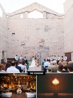 The Icehouse Wedding Venue in Arizona | Coolest Wedding Venues in the US