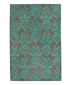 Take a look at this Wild Dove Wool Crosby SoHo Rug by Amer Rugs on #zulily today!