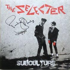 Selecter, The Subculture Vinyl LP